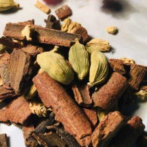 Masala Chocolate Truffle