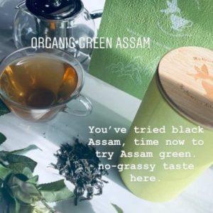 Organic Green Assam