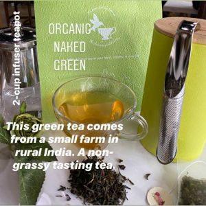 Organic Naked Green