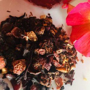 Scarlet Herbal Tea