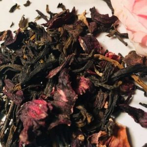 Thai Hibiscus Rosella Black