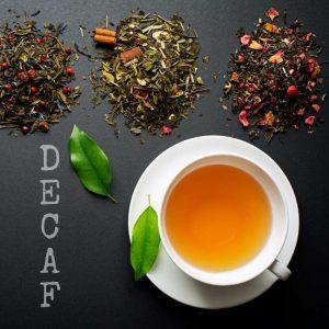 Decaf Favorites Tea Gift Box