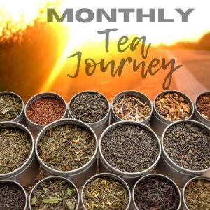 Monthly Tea Journey Club
