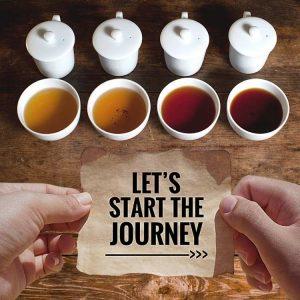 Tea Journey Starter Set