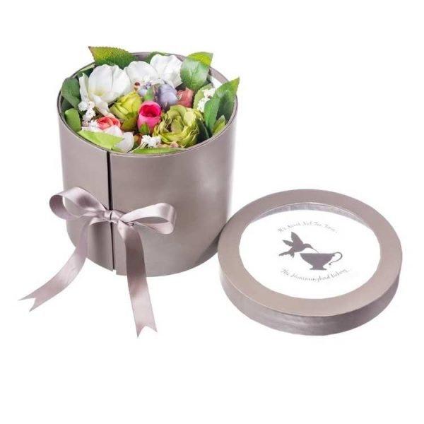 Hyde Park Teatime Gift Box Gray 2