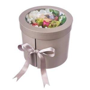 Hyde Park Teatime Gift Box Gray