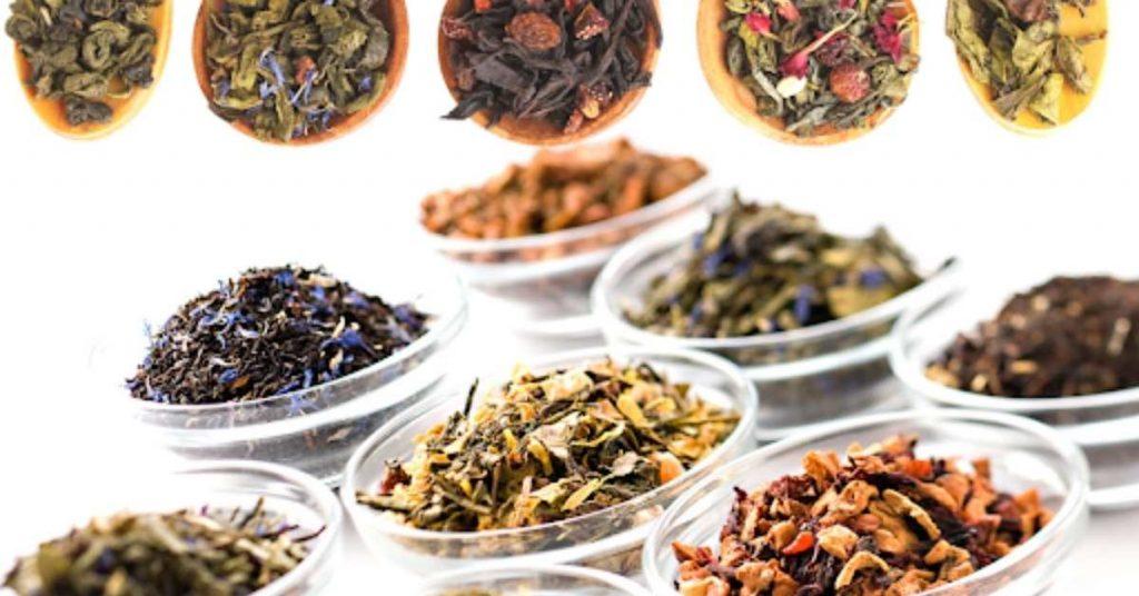 How To Make Tea Blends