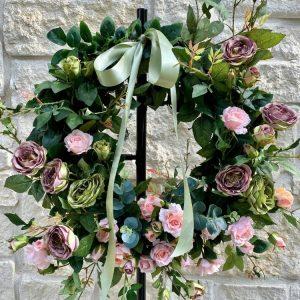 Abbey Way Wreath